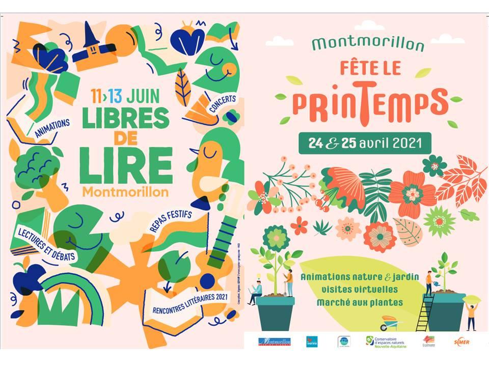 L'Ecomusée est à Montmorillon Fête le Printemps les 24&25 avril 2021