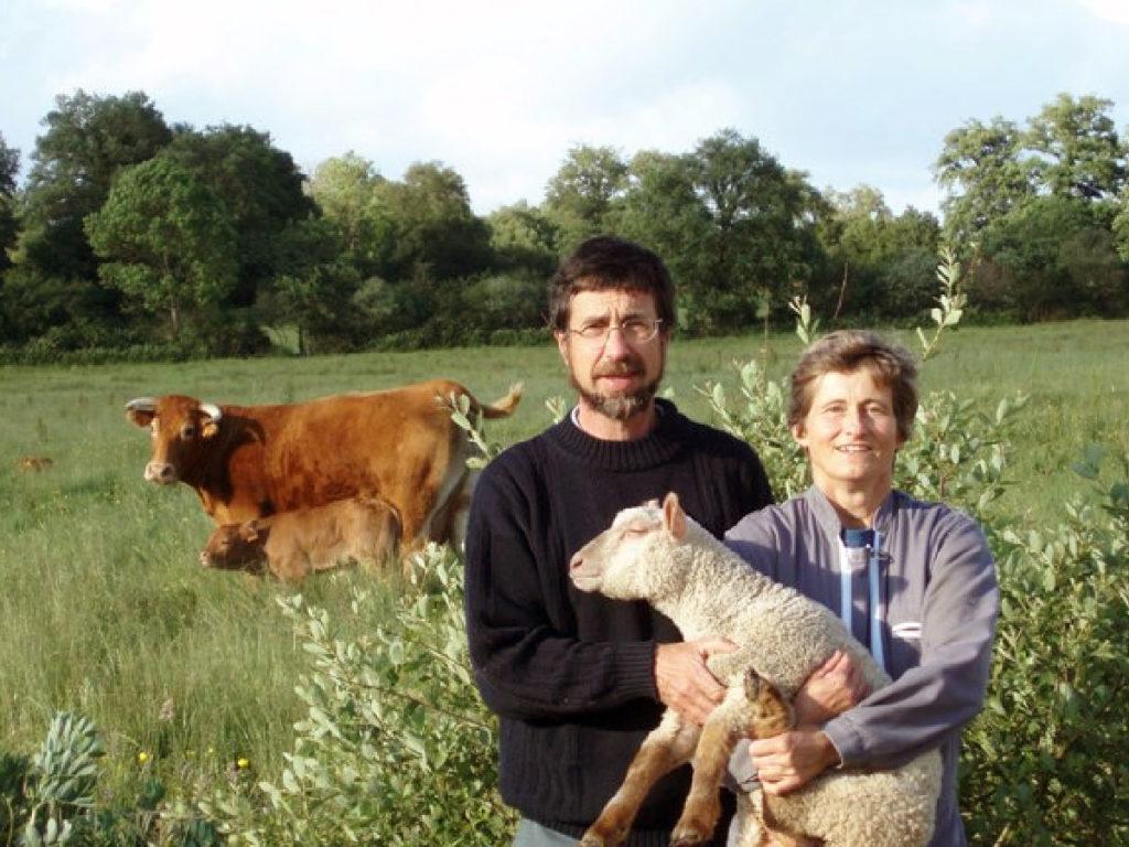 """Venez échanger à l'Écomusée avec une agricultrice qui a participé à """"Femmes de la terre"""""""